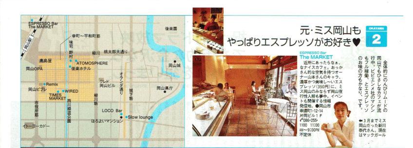 2000年7月1日-Meets Regional No.132-マーケット